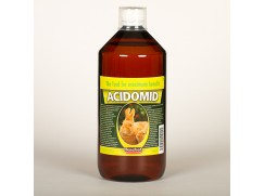 Acidomid sol. 500 ml